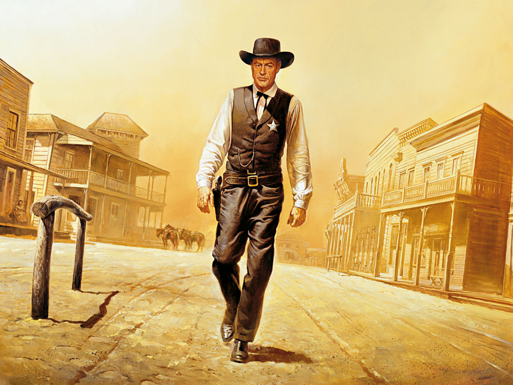 High Noon Renato Casaro