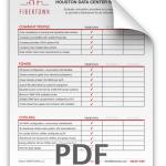 Colocation Checklist - Houston Data Center