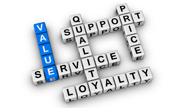 how to put a value on a business to sell